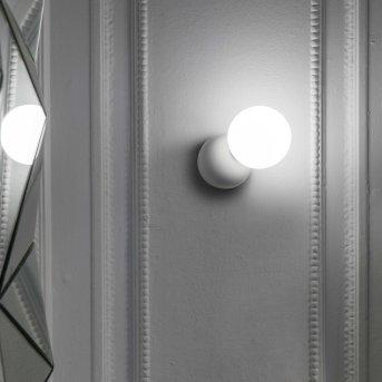 Faro Barcelona Joy Wandleuchte LED Weiß, 1-flammig