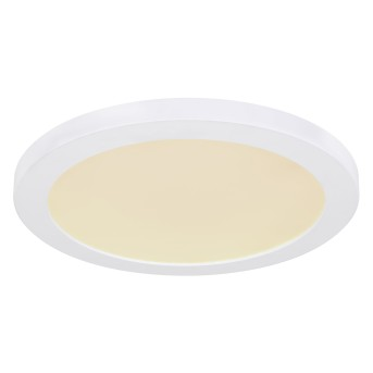 Globo LASSE Deckenleuchte LED Weiß, 1-flammig