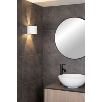 Lucide AXI Wandleuchte LED Weiß, 1-flammig