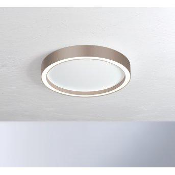Bopp Leuchten AURA Deckenleuchte LED Braun, Weiß, 1-flammig