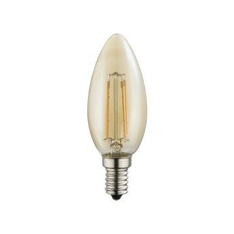 Globo LED Leuchtmittel E14 4 Watt 350 Lumen 2200 Kelvin