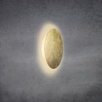 Escale BLADE Deckenleuchte LED Gold, 1-flammig