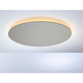 Escale BLADE Deckenleuchte LED Grau, 1-flammig