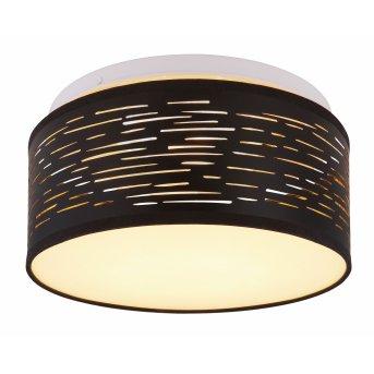 Globo TUNNO Deckenleuchte LED Weiß, 1-flammig