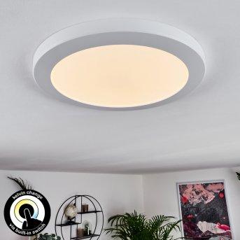 Canditas Deckenpanel LED Weiß, 1-flammig