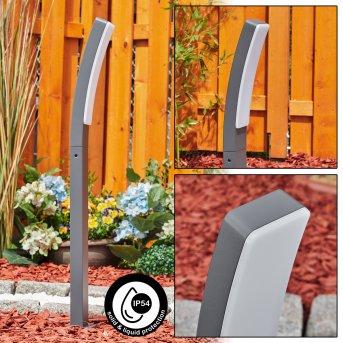 Maseru Wegeleuchte LED Anthrazit, 1-flammig