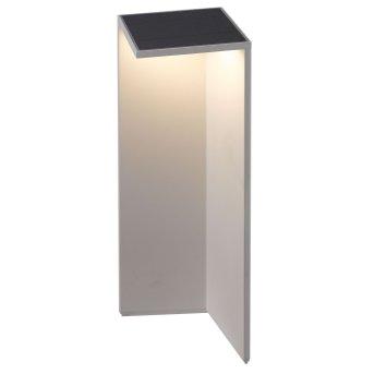 Mantra CHEVALIER Solar-Wegeleuchte LED Schwarz, 1-flammig