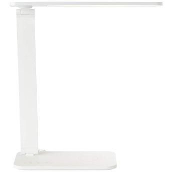 Brillliant Seamont Tischleuchte LED Weiß, 1-flammig