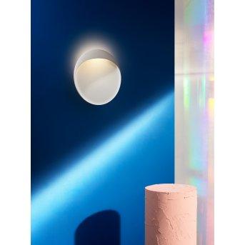 Louis Poulsen Flindt Außenwandleuchte LED Weiß, 1-flammig