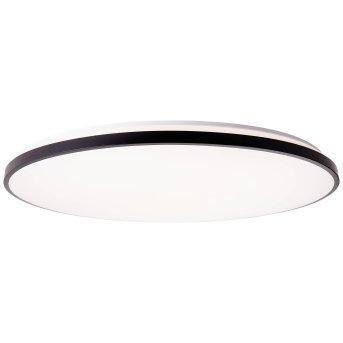 Brilliant Jamil Deckenleuchte LED Weiß, 1-flammig, Fernbedienung, Farbwechsler