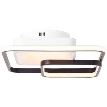 Brilliant Cava Deckenleuchte LED Weiß, 1-flammig