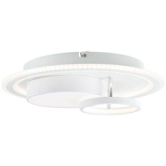 Brilliant Sigune Deckenleuchte LED Weiß, 1-flammig