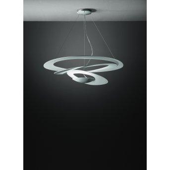 Artemide Pirce Pendelleuchte LED Weiß, 1-flammig