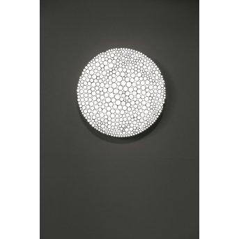 Artemide Calipso Deckenleuchte LED Weiß, 4-flammig