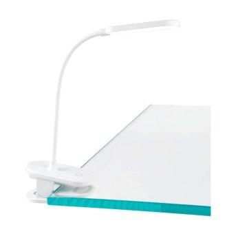 Eglo Leuchten RAIZAL Klemmleuchte LED Weiß, 1-flammig