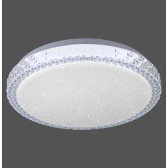 Leuchten Direkt FRIDA Deckenleuchte LED Transparent, Klar, 1-flammig