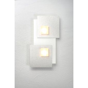 Bopp PIXEL 2.0 Wandleuchte LED Weiß, 2-flammig