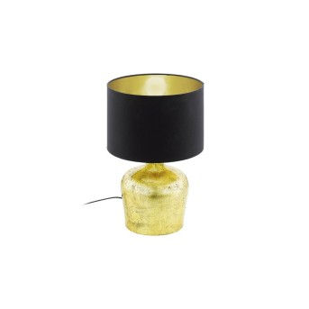 Eglo MANALBA Tischleuchte Gold, 1-flammig