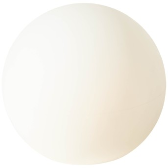 Brilliant Garden Kugelleuchte Weiß, 1-flammig