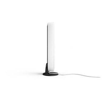 Philips Hue Ambiance White & Color Play Lightbar Basis-Set LED Schwarz, Weiß, 1-flammig, Farbwechsler