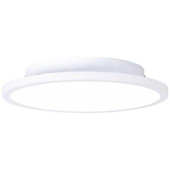 Brilliant Buffi LED Panel Weiß, 1-flammig