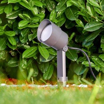 Apenrader Gartenstrahler LED Anthrazit, 1-flammig
