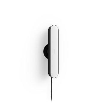 Philips Hue Ambiance White & Color Play Lightbar Erweiterung LED Schwarz, 1-flammig, Farbwechsler
