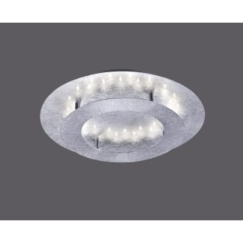 Paul Neuhaus Nevis Deckenleuchte LED Silber, 11-flammig