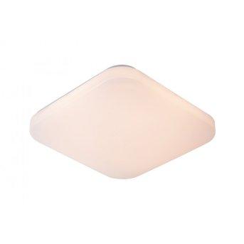 Lucide OTIS Deckenleuchte LED Weiß, 1-flammig