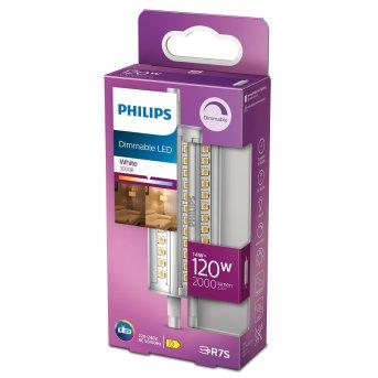 Philips LED R7S lang 14 Watt 3000 Kelvin 2000 Lumen