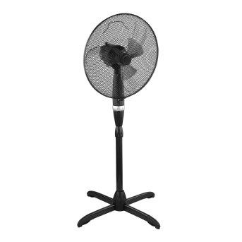 Globo Blower Ventilator Schwarz