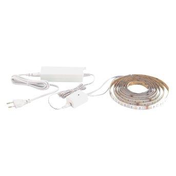 Eglo CONNECT STRIPE-C LED-Strip Weiß, 1-flammig, Farbwechsler