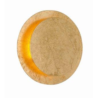 WOFI SLIGO Wandleuchte LED Gold, 1-flammig