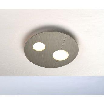 Bopp GRAFICO Deckenleuchte LED Beige, 2-flammig