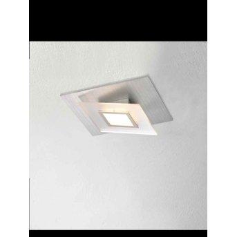 Bopp FRAME Einbauleuchte LED Aluminium, 1-flammig