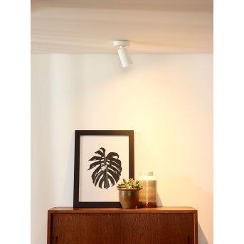 Lucide XYRUS Deckenspot LED Weiß, 1-flammig