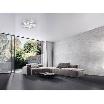 Grossmann KARAT Deckenleuchte LED Aluminium, 10-flammig