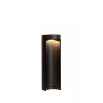 Lucide COMBO Sockelleuchte LED Schwarz, 1-flammig