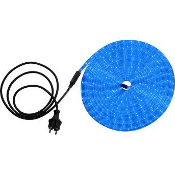 Globo LIGHT TUBE Lichtschlauch LED Transparent, Klar, 216-flammig