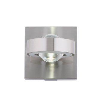Paul Neuhaus Q-MIA Wandleuchte LED Silber, 4-flammig, Fernbedienung, Farbwechsler