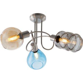 Nino Leuchten PESARO Deckenleuchte, 3-flammig