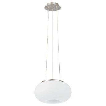 EGLO connect OPTICA-C Hängeleuchte LED Nickel-Matt, 1-flammig, Farbwechsler