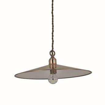 Ideal Lux CANTINA Hängeleuchte Kupferfarben, 1-flammig