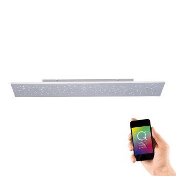 Paul Neuhaus Q-NIGHTSKY Deckenleuchte LED Aluminium, 1-flammig, Fernbedienung