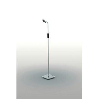 Bopp MOVE Stehleuchte LED Aluminium, 1-flammig