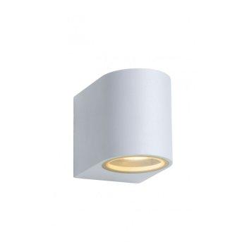 Lucide ZORA Wandleuchte LED Weiß, 1-flammig