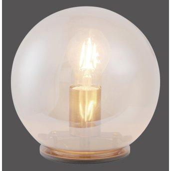 Leuchten Direkt TABEA Tischleuchte Gelb, 1-flammig