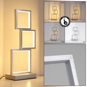 Bacolod Tischleuchte LED Aluminium, 1-flammig