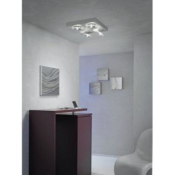 Escale SPOT IT Deckenleuchte LED Aluminium, 4-flammig