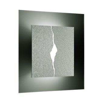 Grossmann CANYON Wandleuchte LED Aluminium, 2-flammig